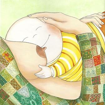 mujer lactancia materidad amor